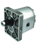 Gear oil pump with threaded input 22cc